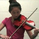 Wen playing violin modified