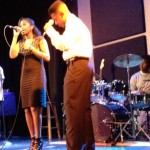 Shiann and Austin at Jazz Lab 12