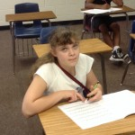 Katie in Music Theory